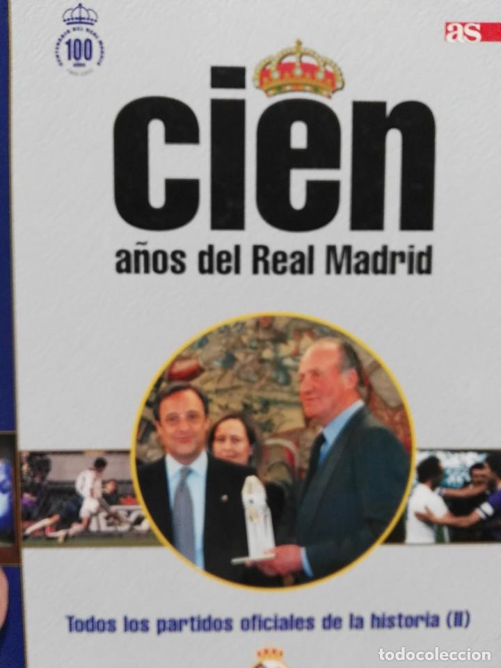 LIBRO REAL MADRID 100 AÑOS N 12 (Coleccionismo Deportivo - Libros de Fútbol)