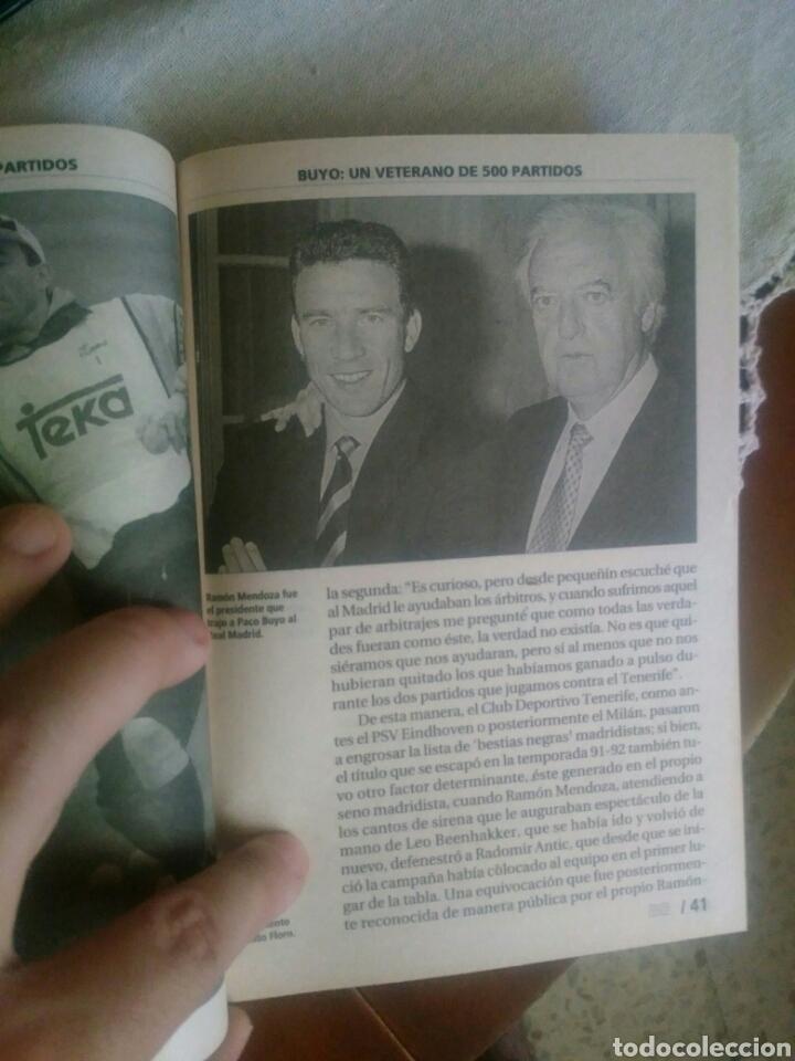 Coleccionismo deportivo: Paco buyo 500 partidos - Foto 2 - 93585679