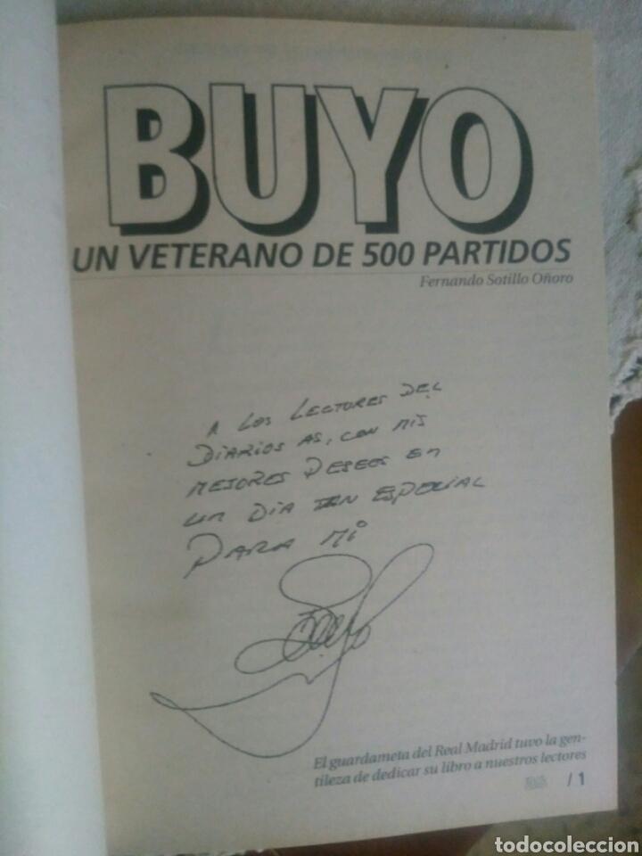 Coleccionismo deportivo: Paco buyo 500 partidos - Foto 3 - 93585679