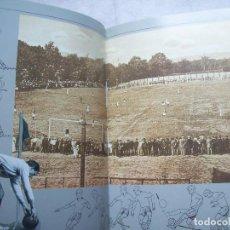 Coleccionismo deportivo: HISTORIA DEL FUTBOL , DEL JUEGO AL DEPORTE . ALFRED WAHL . 1997. Lote 93943090