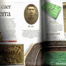 Coleccionismo deportivo: LIBRO 50 AÑOS DEL ESTADIO SANTIAGO BERNABEU - LA FABRICA DE LOS SUEÑOS. Lote 114832135
