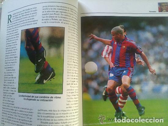 CRACKS DEL FUTBOL - LIBRO SOBRE 15 FUTBOLISTAS DE MAXIMO NIVEL - PLANETA DE AGOSTINI (Coleccionismo Deportivo - Libros de Fútbol)