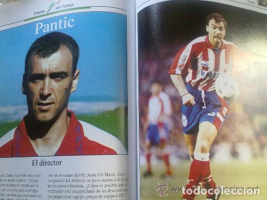 Coleccionismo deportivo: CRACKS DEL FUTBOL - LIBRO SOBRE 15 FUTBOLISTAS DE MAXIMO NIVEL - PLANETA DE AGOSTINI - Foto 3 - 94139105