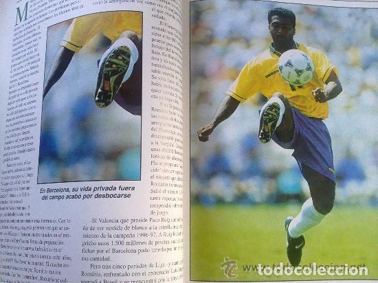Coleccionismo deportivo: CRACKS DEL FUTBOL - LIBRO SOBRE 15 FUTBOLISTAS DE MAXIMO NIVEL - PLANETA DE AGOSTINI - Foto 4 - 94139105