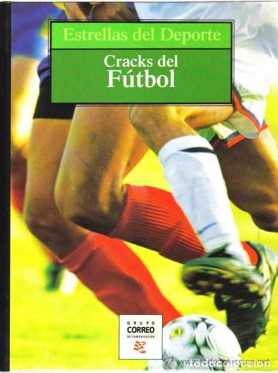 Coleccionismo deportivo: CRACKS DEL FUTBOL - LIBRO SOBRE 15 FUTBOLISTAS DE MAXIMO NIVEL - PLANETA DE AGOSTINI - Foto 5 - 94139105