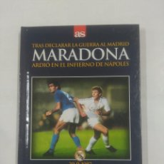 Coleccionismo deportivo - TRAS DECLARAR LA GUERRA AL REAL MADRID MARADONA ARDIO EN EL INFIERNO DE NAPOLES. 30-9-1987. TDK311 - 94168080