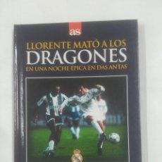 Coleccionismo deportivo - LLORENTE MATO A LOS DRAGONES EN UNA NOCHE EPICA EN DAS ANTAS. OPORTO. 4-11-1987. TDK311 - 94169295