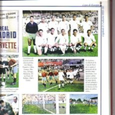 Coleccionismo deportivo: 50 AÑOS DE LA COPA DE EUROPA (VOLUMEN I) . Lote 94177625