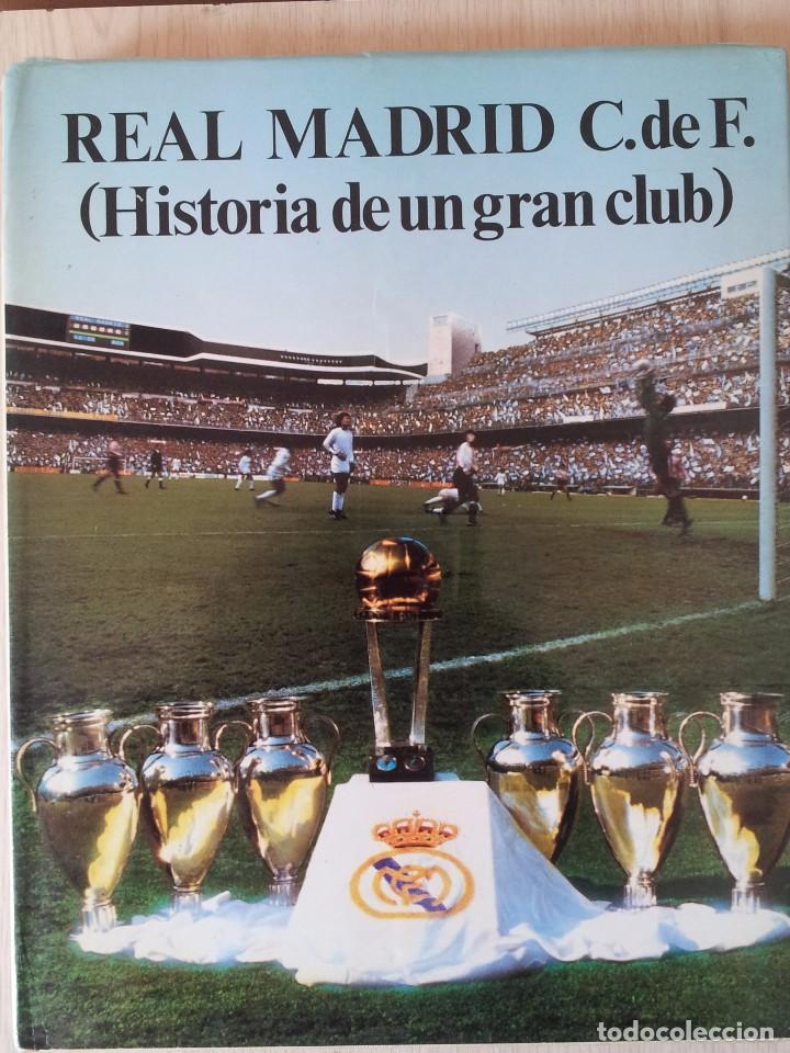 Coleccionismo deportivo: LUIS MIGUEL GONZALEZ - REAL MADRID C.de F. (HISTORIA DE UN GRAN CLUB) - 2 TOMOS 1984 - Foto 2 - 94365766