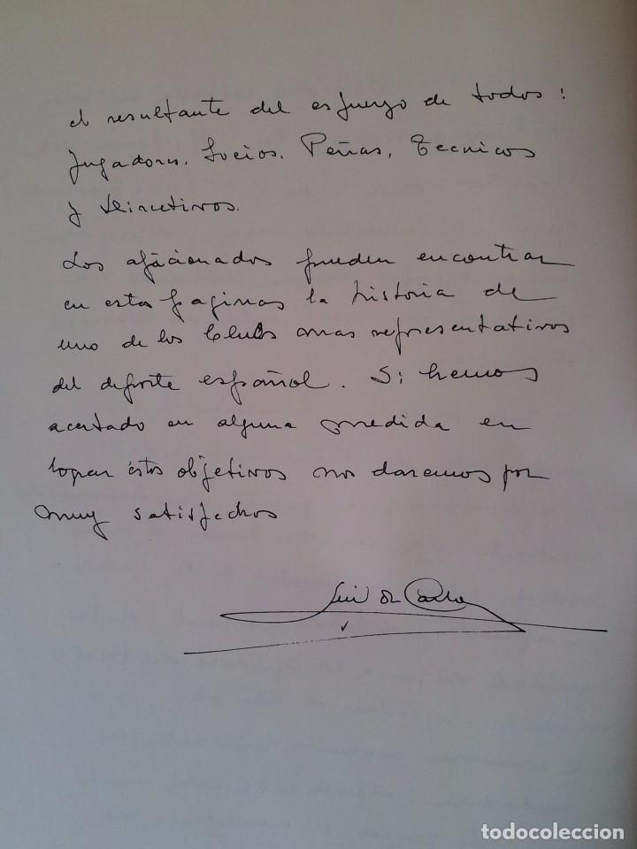 Coleccionismo deportivo: LUIS MIGUEL GONZALEZ - REAL MADRID C.de F. (HISTORIA DE UN GRAN CLUB) - 2 TOMOS 1984 - Foto 5 - 94365766