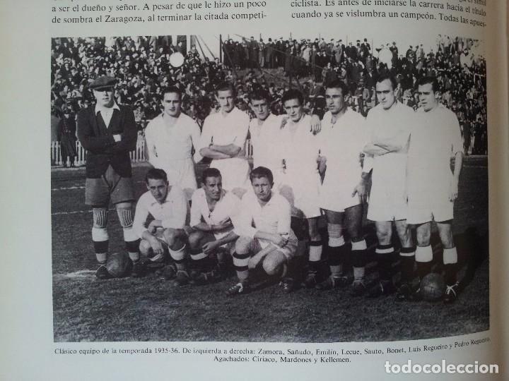 Coleccionismo deportivo: LUIS MIGUEL GONZALEZ - REAL MADRID C.de F. (HISTORIA DE UN GRAN CLUB) - 2 TOMOS 1984 - Foto 8 - 94365766