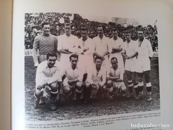Coleccionismo deportivo: LUIS MIGUEL GONZALEZ - REAL MADRID C.de F. (HISTORIA DE UN GRAN CLUB) - 2 TOMOS 1984 - Foto 9 - 94365766