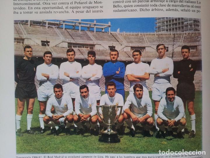 Coleccionismo deportivo: LUIS MIGUEL GONZALEZ - REAL MADRID C.de F. (HISTORIA DE UN GRAN CLUB) - 2 TOMOS 1984 - Foto 13 - 94365766