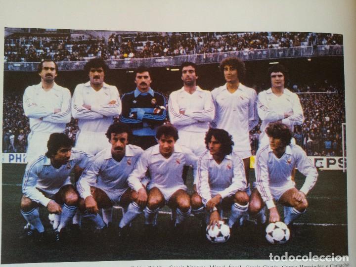 Coleccionismo deportivo: LUIS MIGUEL GONZALEZ - REAL MADRID C.de F. (HISTORIA DE UN GRAN CLUB) - 2 TOMOS 1984 - Foto 14 - 94365766