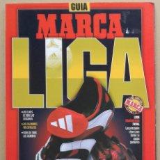 Coleccionismo deportivo: GUIA DE FUTBOL MARCA LIGA, TEMPORADA 1998/99. Lote 95003735