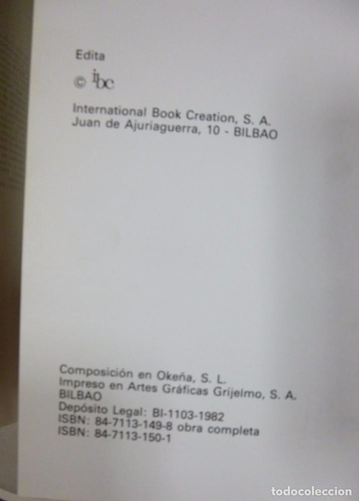 Coleccionismo deportivo: San Mames La Catedral Libro en 2 tomos sobre la historia del Athletic Club de Bilbao Futbol - Foto 3 - 95592763