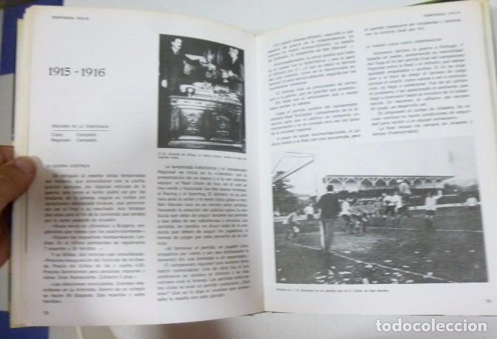Coleccionismo deportivo: San Mames La Catedral Libro en 2 tomos sobre la historia del Athletic Club de Bilbao Futbol - Foto 4 - 95592763