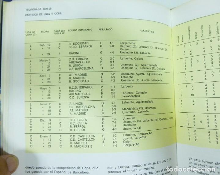 Coleccionismo deportivo: San Mames La Catedral Libro en 2 tomos sobre la historia del Athletic Club de Bilbao Futbol - Foto 5 - 95592763