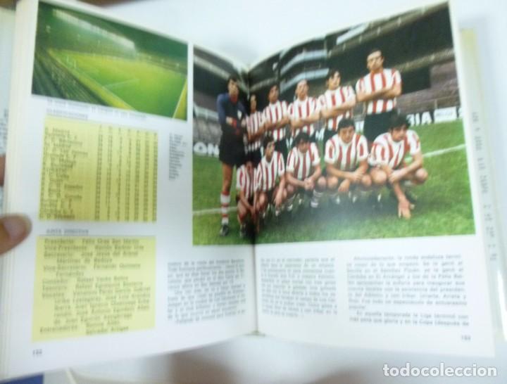 Coleccionismo deportivo: San Mames La Catedral Libro en 2 tomos sobre la historia del Athletic Club de Bilbao Futbol - Foto 7 - 95592763