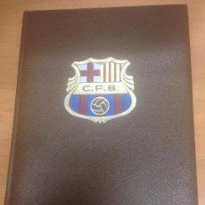 Coleccionismo deportivo: LIBRO BARÇA ,BARÇA . BARÇA HISTORIA DEL C DE F BARCELONA EDITORIAL LA GRAN ENCICLOPEDIA VASCA 1971. Lote 95723843