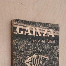 Coleccionismo deportivo: GAINZA