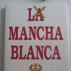 Coleccionismo deportivo: LIBRO DE FUTBOL LA MANCHA BLANCA - 50 AÑOS DEL ALBACETE BALOMPIE - ANIVERSARIO - LIBRO CONMEMORATIV. Lote 98058419