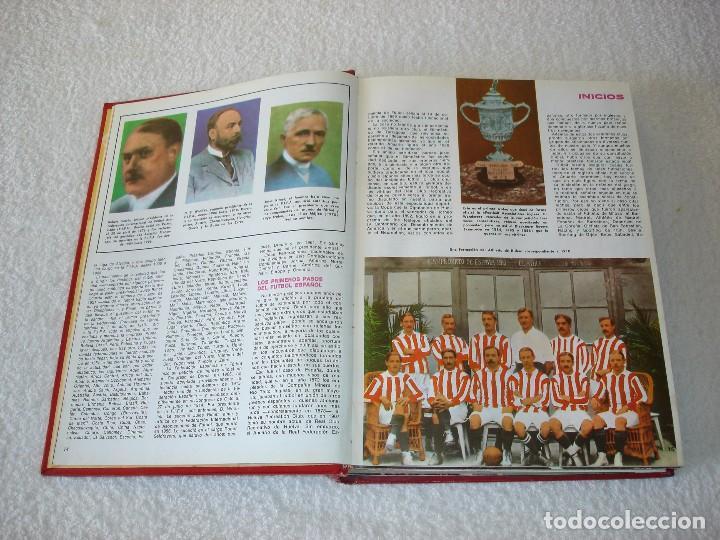 Coleccionismo deportivo: ENCICLOPEDIA DEL FUTBOL (2 TOMOS) - RAMON MELCÓN y MIGUEL VIDAL - 1973 - Foto 3 - 99096447