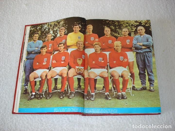 Coleccionismo deportivo: ENCICLOPEDIA DEL FUTBOL (2 TOMOS) - RAMON MELCÓN y MIGUEL VIDAL - 1973 - Foto 4 - 99096447