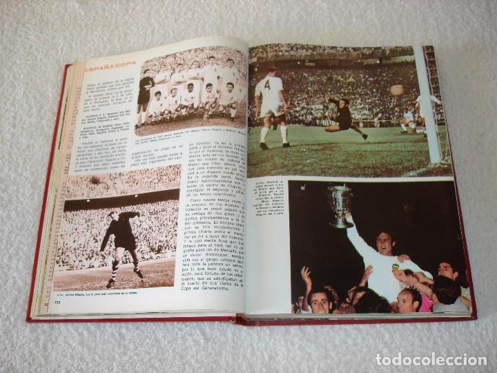 Coleccionismo deportivo: ENCICLOPEDIA DEL FUTBOL (2 TOMOS) - RAMON MELCÓN y MIGUEL VIDAL - 1973 - Foto 6 - 99096447