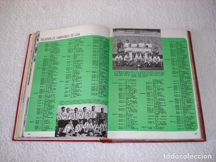 Coleccionismo deportivo: ENCICLOPEDIA DEL FUTBOL (2 TOMOS) - RAMON MELCÓN y MIGUEL VIDAL - 1973 - Foto 7 - 99096447