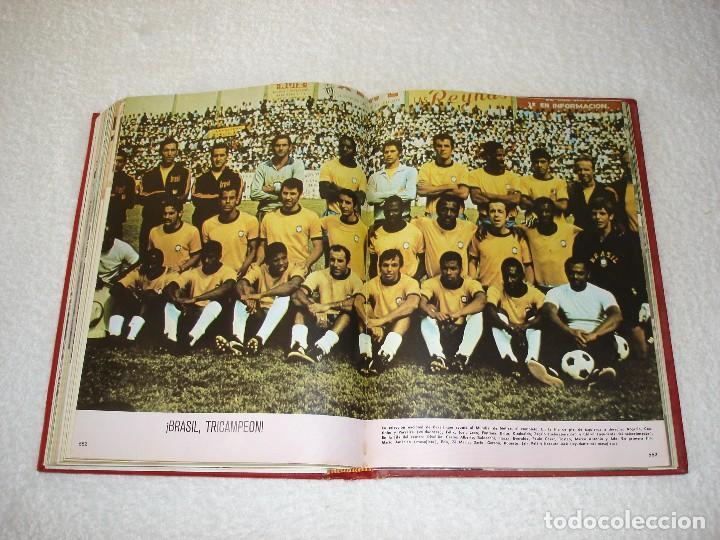Coleccionismo deportivo: ENCICLOPEDIA DEL FUTBOL (2 TOMOS) - RAMON MELCÓN y MIGUEL VIDAL - 1973 - Foto 10 - 99096447