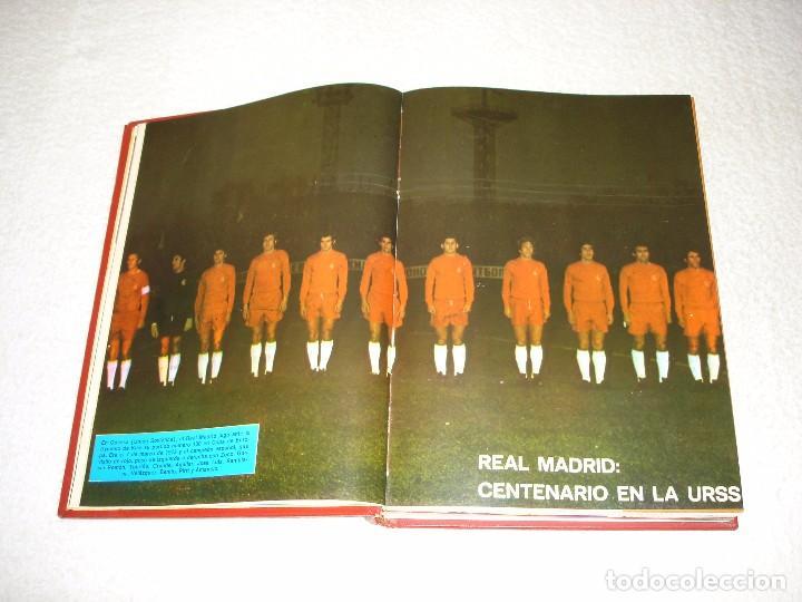 Coleccionismo deportivo: ENCICLOPEDIA DEL FUTBOL (2 TOMOS) - RAMON MELCÓN y MIGUEL VIDAL - 1973 - Foto 12 - 99096447