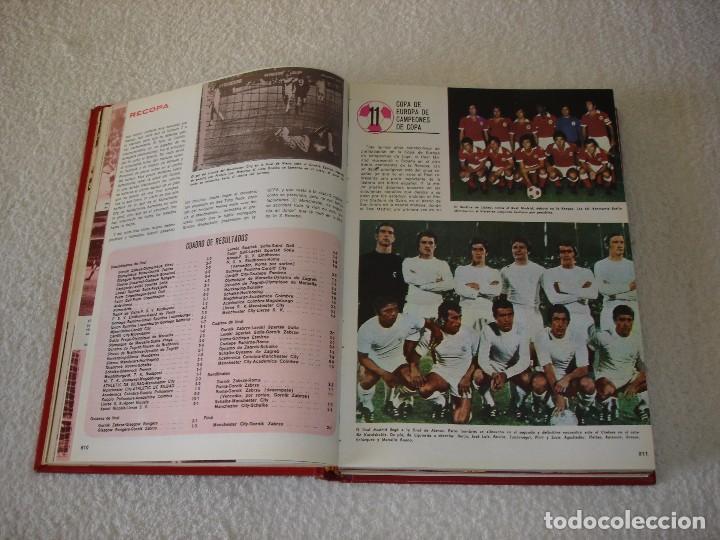 Coleccionismo deportivo: ENCICLOPEDIA DEL FUTBOL (2 TOMOS) - RAMON MELCÓN y MIGUEL VIDAL - 1973 - Foto 14 - 99096447