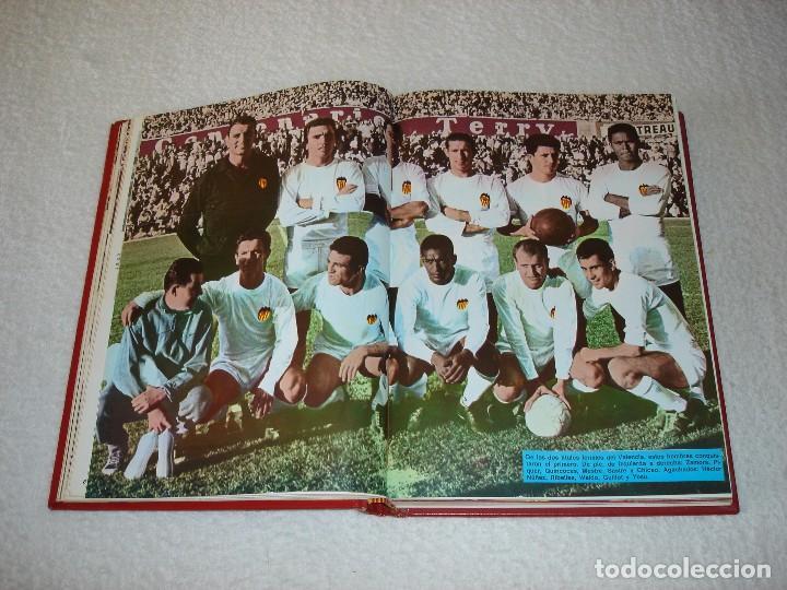 Coleccionismo deportivo: ENCICLOPEDIA DEL FUTBOL (2 TOMOS) - RAMON MELCÓN y MIGUEL VIDAL - 1973 - Foto 15 - 99096447