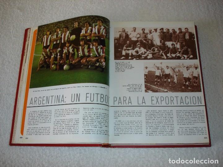 Coleccionismo deportivo: ENCICLOPEDIA DEL FUTBOL (2 TOMOS) - RAMON MELCÓN y MIGUEL VIDAL - 1973 - Foto 16 - 99096447