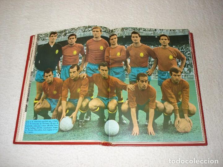 Coleccionismo deportivo: ENCICLOPEDIA DEL FUTBOL (2 TOMOS) - RAMON MELCÓN y MIGUEL VIDAL - 1973 - Foto 17 - 99096447