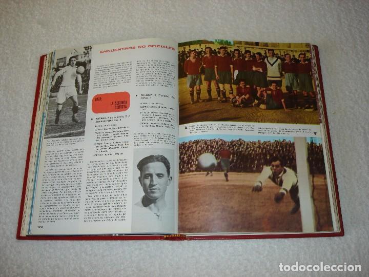 Coleccionismo deportivo: ENCICLOPEDIA DEL FUTBOL (2 TOMOS) - RAMON MELCÓN y MIGUEL VIDAL - 1973 - Foto 18 - 99096447