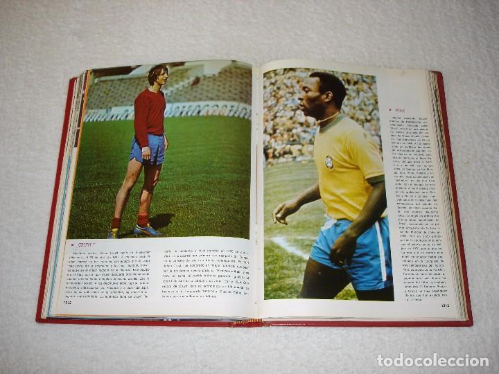 Coleccionismo deportivo: ENCICLOPEDIA DEL FUTBOL (2 TOMOS) - RAMON MELCÓN y MIGUEL VIDAL - 1973 - Foto 19 - 99096447