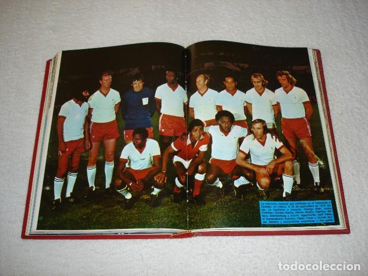Coleccionismo deportivo: ENCICLOPEDIA DEL FUTBOL (2 TOMOS) - RAMON MELCÓN y MIGUEL VIDAL - 1973 - Foto 20 - 99096447