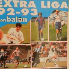 Coleccionismo deportivo - DON BALON EXTRA GUIA AÑO 92/93 AÑO XVII. - 99450291