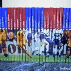 Coleccionismo deportivo: F.C. BARCELONA. LA COL·LECCIÓ DEL CENTENARI 1899-1999. BARÇA. COMPLETA 30 TOMOS. Lote 100245279