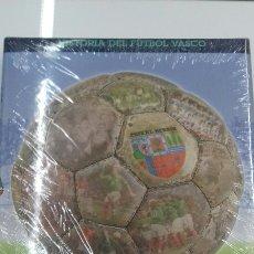 Coleccionismo deportivo: SELECCION VASCA Y FUTBOL EN IPAR EUSKAL HERRIA HISTORIA FUTBOL VASCO TOMO 5 EUSKADI. Lote 102627755