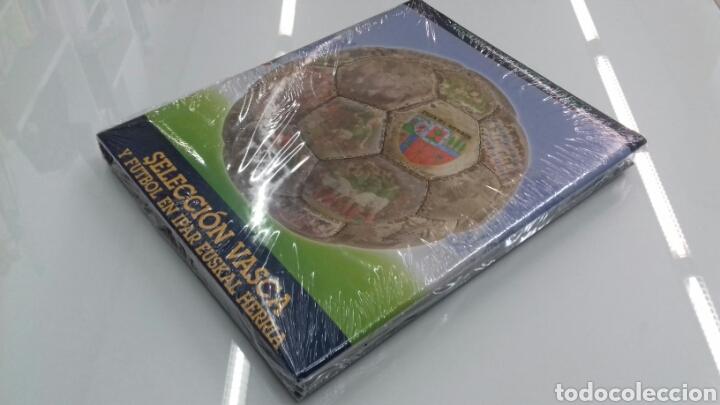 Coleccionismo deportivo: SELECCION VASCA Y FUTBOL EN IPAR EUSKAL HERRIA Historia Futbol Vasco Tomo 5 Euskadi - Foto 2 - 102627755