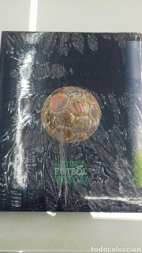 Coleccionismo deportivo: SELECCION VASCA Y FUTBOL EN IPAR EUSKAL HERRIA Historia Futbol Vasco Tomo 5 Euskadi - Foto 4 - 102627755