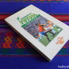 Coleccionismo deportivo: INICIACIÓN AL FÚTBOL PATROCINADO POR ENRIQUE CASTRO QUINI. TRINARANJUS 1979. BE. RARO.. Lote 103394123
