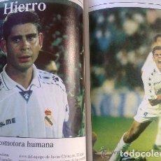 Coleccionismo deportivo: ASES DE NUESTRO FUTBOL - LIBRO SOBRE 15 FUTBOLISTAS ESPAÑOLES - PLANETA DE AGOSTINI . Lote 103752379