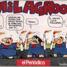 Coleccionismo deportivo: ¡¡¡MILAGROOO!!! - ILUSTRADO - OSCAR NEBREDA *. Lote 103953867