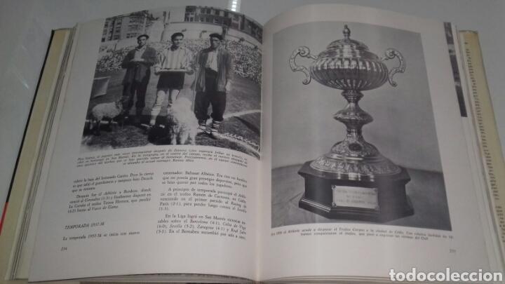 Coleccionismo deportivo: HISTORIA DEL ATHLETIC CLUB DE BILBAO 1969 GRAN ENCICLOPEDIA VASCA DISCO HIMNOS INCLUIDO RETAMA ED. - Foto 6 - 104302014