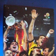 Coleccionismo deportivo: (F-171241)UEFA EURO 2012 THE STORY - NUMERADO. Lote 105258499