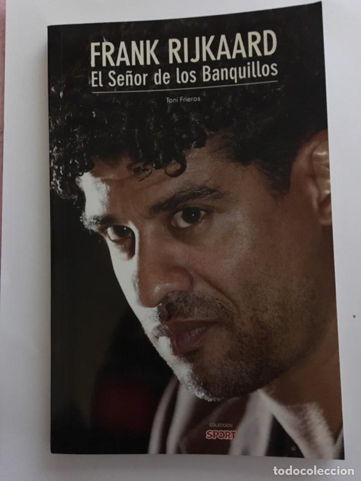 LIBRO SPORT FRANK RIJKAARD EL SEÑOR DE LOS BANQUILLOS (Coleccionismo Deportivo - Libros de Fútbol)
